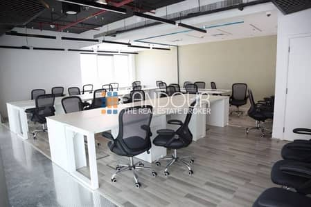 Great Office | SZR | Fully Furnished and Fitted Office