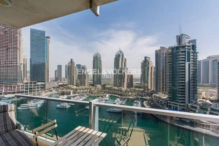 Exclusive |3 bedroom |Full Marina View|