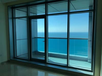 2 Bedroom Flat for Rent in Corniche Ajman, Ajman - MASSIVE BRAND NEW 2 BHK WITH FULL SEA VIEW IN AJMAN CORNICH RESIDENCE