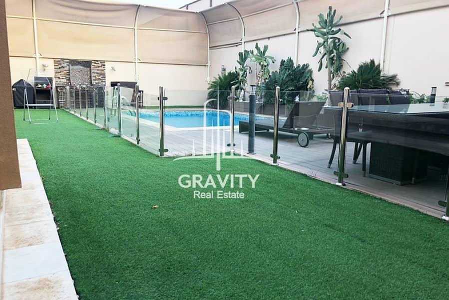 Upgraded 5BR Villa w/ private swimming pool - Qattouf