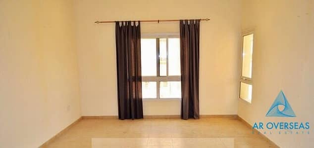 1 Bedroom Flat for Rent in Remraam, Dubai - 1 Bedroom for Rent in Al Thamam-Remraam@45K (6chqs)