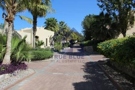 1 Bedroom Villa for Rent in The Cove Rotana Resort, Ras Al Khaimah - Cove Rotana Large 1 BR Furnished Vila in Special Price