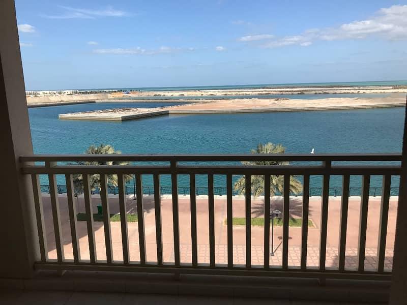 شقة في میناء العرب 2 غرف 54000 درهم - 3252223