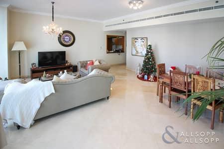 3 Bedroom Apartment for Sale in Dubai Marina, Dubai - Vacant on Transfer | Sea + Marina Views