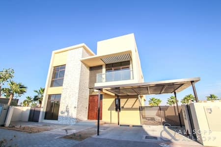 5 Bedroom Villa for Sale in DAMAC Hills (Akoya by DAMAC), Dubai - Vacant On Transfer | Single Row | Close To Park