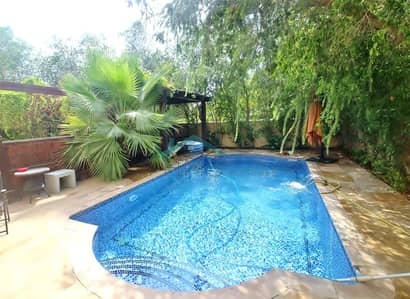 5 Bedroom Villa for Rent in The Lakes, Dubai - Private Pool - Type E1 - Available Now