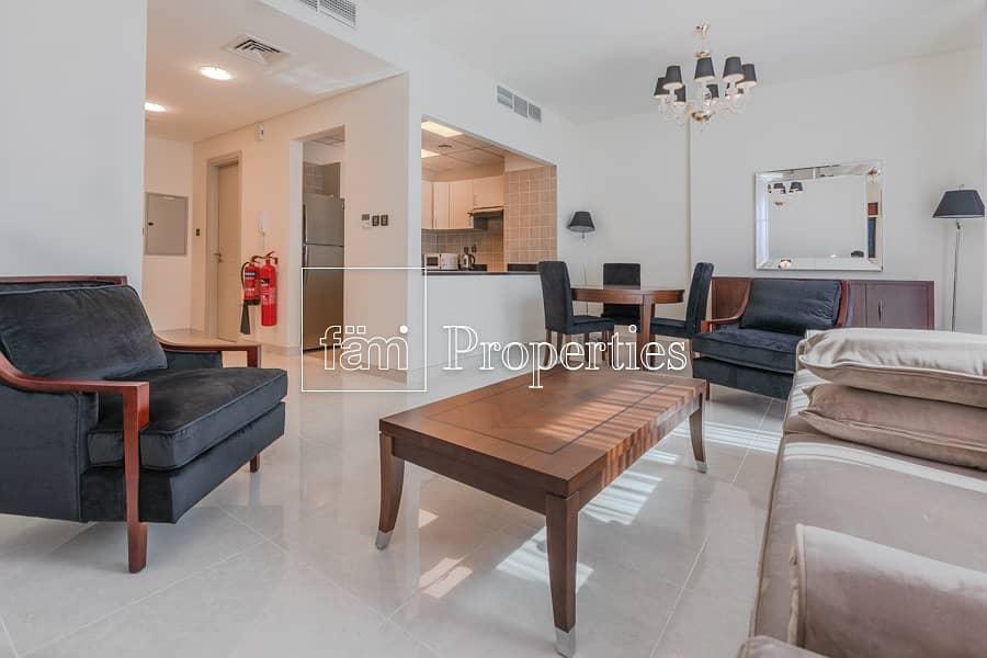 2 Stunning 1 Bedroom Apartment
