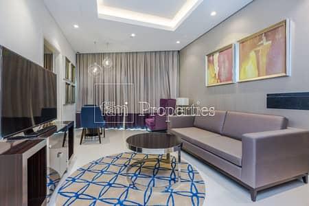 1 Bedroom Apartment for Sale in Downtown Dubai, Dubai - Distinction High Floor | Furnished Hotel