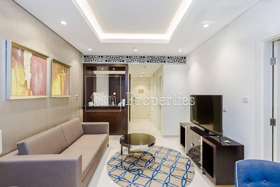 2 Distinction High Floor   Furnished Hotel