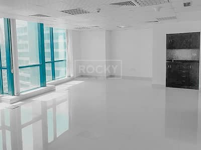 Lake View | Fitted-Unfurnished Office | Jumeirah Bay X2