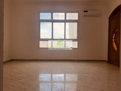 Big studio flat in khalifa city A .