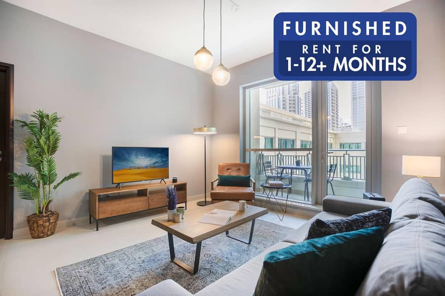 Brand New Premium Furnishing | No penalty cancellation!