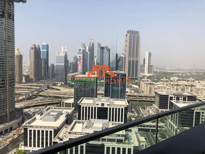 3 Bedroom Apartment for Rent in Downtown Dubai, Dubai - Mid floor | Corner unit | Panoramic view