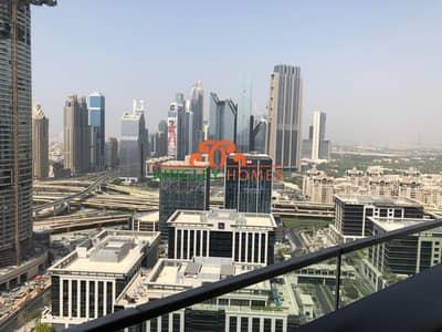 شقة  للايجار في وسط مدينة دبي، دبي - Mid floor | Corner unit | Panoramic view