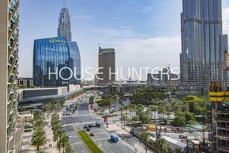 2 Bedroom Flat for Sale in Downtown Dubai, Dubai - 2 bed | Full Burj Khalifa View | Burj Vista T2