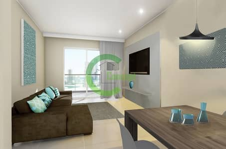 1 Bedroom Flat for Rent in Masdar City, Abu Dhabi - Cosmopolitan Fully Furnished Apartment !