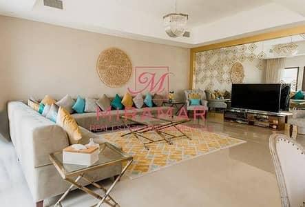 4 Bedroom Villa for Rent in Al Salam Street, Abu Dhabi - FULLY FURNISHED LARGE VILLA IN COMPOUND