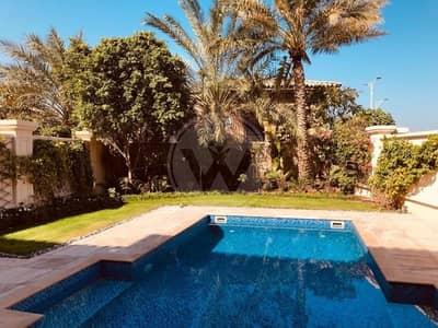 4 Bedroom Villa for Sale in Saadiyat Island, Abu Dhabi - Bright Quadplex | Private Pool And Garden