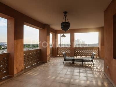 3 Bedroom Apartment for Sale in Dubai Festival City, Dubai - Boundless Space | 3BR+M Terraced Apt DFC