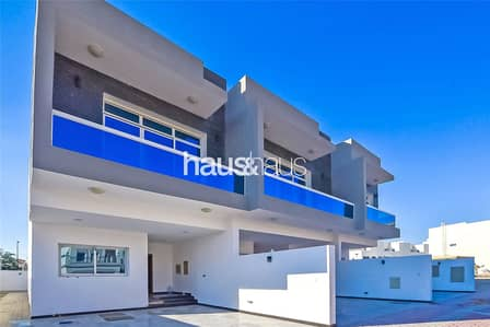 2 Bedroom Townhouse for Sale in Jumeirah Village Triangle (JVT), Dubai - Brand New | No Commission | Fully Equipped