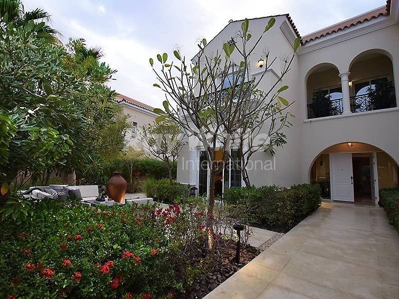 Fully Upgraded & Exclusive Golf Facing High End Villa