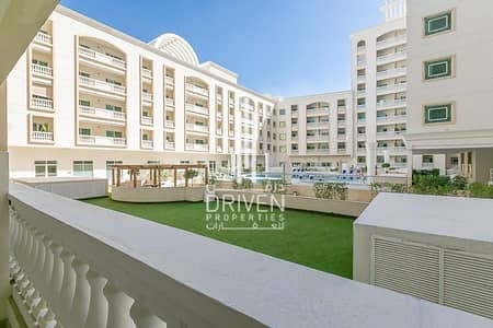 2 Bedroom Apartment for Sale in Jumeirah Village Circle (JVC), Dubai - Pool View 2 Bedroom + Maid's Unit in JVC
