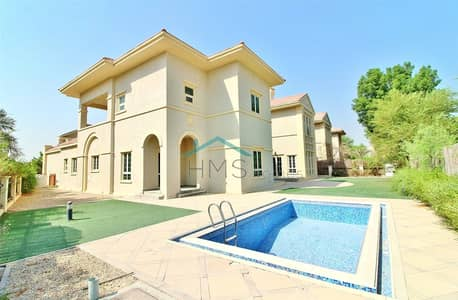 5 Bedroom Villa for Sale in Jumeirah Islands, Dubai - Lake View - Private Pool - Available Now