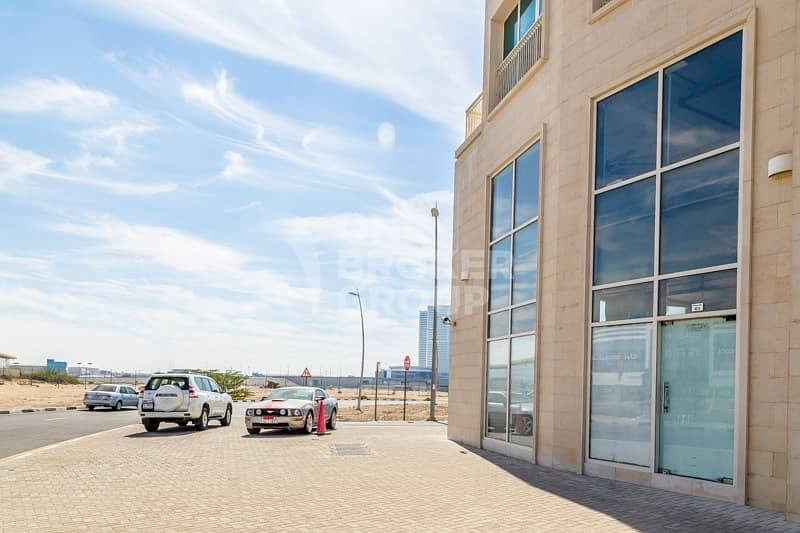 2 Shell & Core Retail Space | Jebel Ali