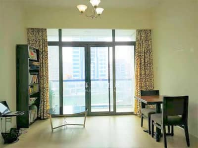 1 Bedroom Apartment for Rent in Jumeirah Lake Towers (JLT), Dubai - Stunning Lake View | Fully Furnished | Balcony