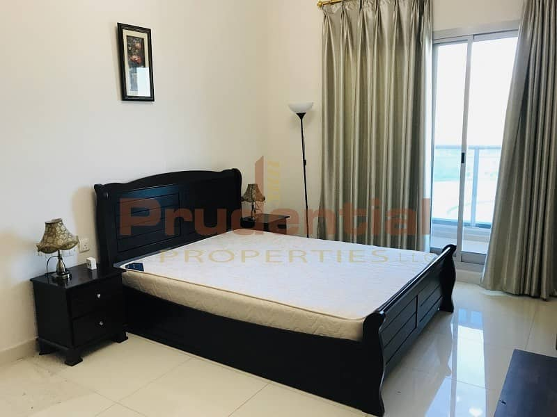 Furnished 1 Bedroom Apartment In Elite 8 Residence
