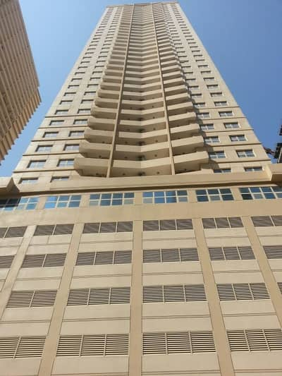 1 Bedroom Apartment for Sale in Emirates City, Ajman - CHEAPEST DEAL EVER 1 BHK FOR SALE IN LILIES TOWER WITH OPEN VIEW IN JUST 180,000/