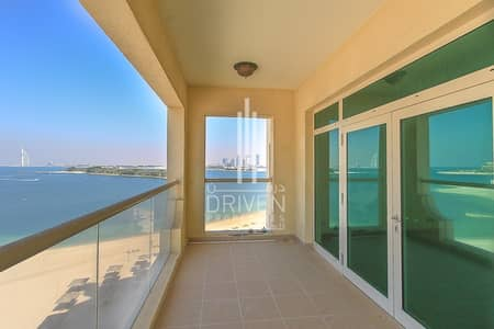 2 Bedroom Flat for Sale in Palm Jumeirah, Dubai - 2BR | AMAZING FULL SEA VIEWS | BEST UNIT