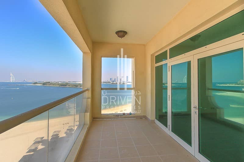 2BR | AMAZING FULL SEA VIEWS | BEST UNIT