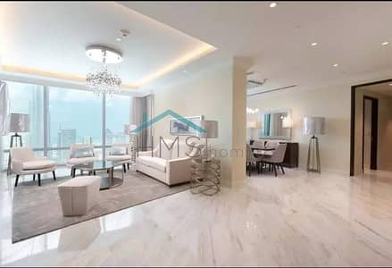 4 Bedroom Apartment for Sale in Downtown Dubai, Dubai - 4Bed + Maid | Penthouse | Sky Collection