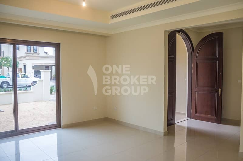 2 Opposite Pool & Park | Type 1 | End Unit