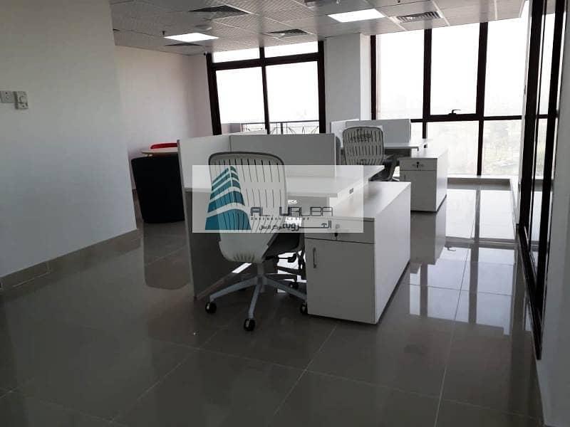 Co Working Space - Estidamah (Garhoud)