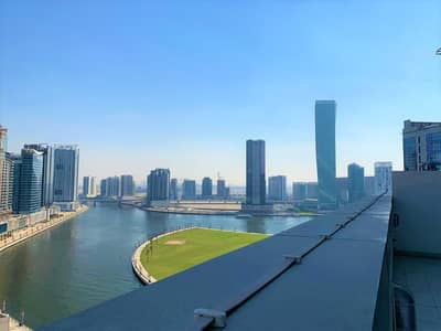 3 Bedroom Apartment for Rent in Business Bay, Dubai - Broad Canal View 3 Bedroom with Maids Room