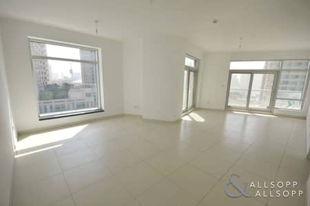 2 Bedroom Flat for Sale in Downtown Dubai, Dubai - Burj Khalifa View | Two Bedroom | Vacant