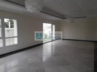 فیلا 5 غرفة نوم للايجار في المنارة، دبي - 200k/4 or 6 cheques Al Manara villa 5 bedroom+garden