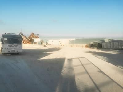ارض تجارية  للايجار في القوز، دبي - Industrial Purpose | Commercial Plot | Al Quoz