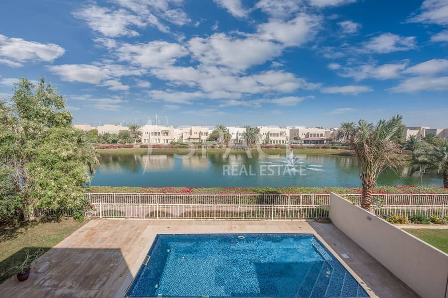 Amazing Five Bed with Pool and Lake View