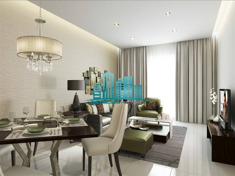 2 3BR Furnished Luxurious Apartment in JVC