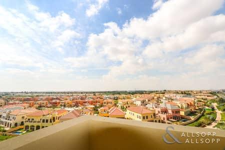 2 Bedroom Apartment for Rent in Jumeirah Golf Estate, Dubai - Unique 2 Bedroom | 3 Balconies | Brand New