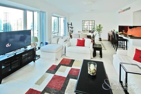 2 Bedroom Apartment for Sale in Dubai Marina, Dubai - Vacant on Transfer | Exclusive | Marina View