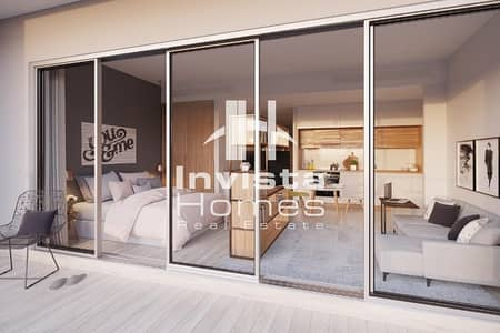 Studio for Sale in Dubai Marina, Dubai - Exclusive Unit | Marina & Dubai Eye Views | Mid Floor | Dubai Marina