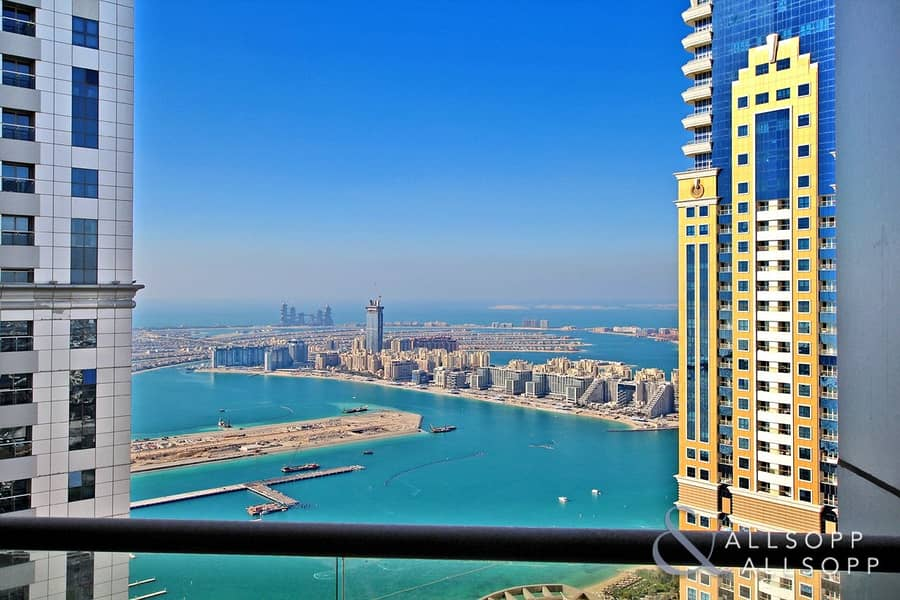 10 Sea and Palm Views | Vacant | 3 Bedrooms