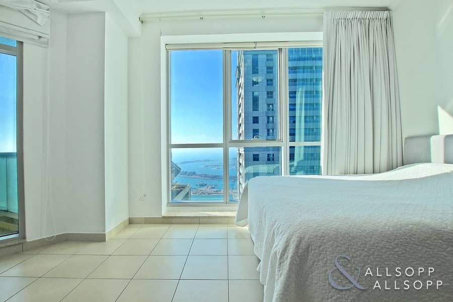 Sea and Marina View | Vacant | 3 Bedrooms