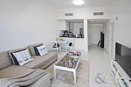 شقة 1 غرفة نوم للايجار في دبي مارينا، دبي - Furnished   Chiller Free   Full Palm View