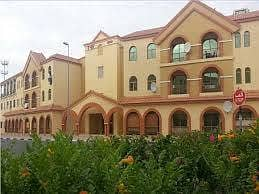 HOT Deal Neat and Clean Studio in Spain Cluster with balcony 4th floor round building