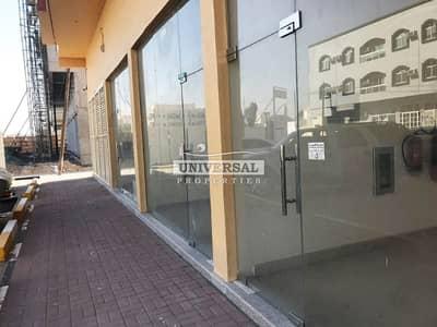 محل تجاري  للايجار في الزهراء، عجمان - محل تجاري في الزهراء 25000 درهم - 3909535